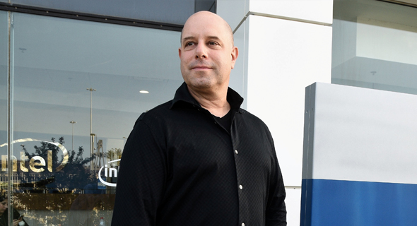 Intel's Amir Faintuch. Photo: Nachum Segal