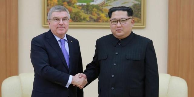 """""""צפון קוריאה תשתתף בשתי האולימפיאדות הבאות ביפן ובסין"""""""