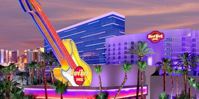 מלון הארד רוק בלאס וגאס, צילום:  Hard Rock Hotel