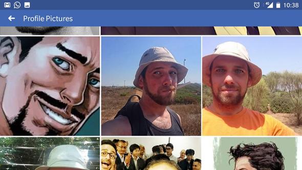אלבום בפייסבוק. האם התמונות שלכם דלפו?