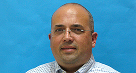 """שלומי ליברמן סמנכ""""ל תפעול Dell EMC ישראל, צילום: שחר ציטרונבלט"""
