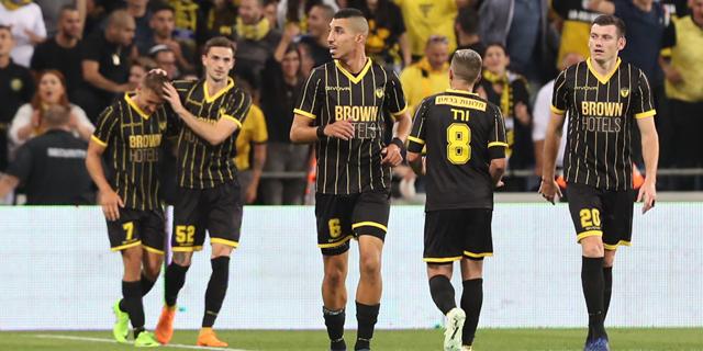 כסף מהאמירויות לכדורגל הישראלי? רק על בסיס שיקול עסקי