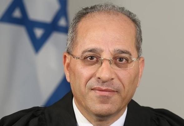 שכיב סרחאן, שופט בית המשפט המחוזי מרכז