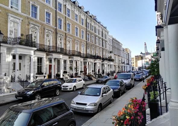 רחוב לונדוני