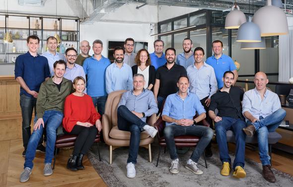 The Meta Networks team. Photo: PR