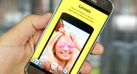 סנאפ סנאפצ'ט אפליקציות צ'ט, צילום: שאטרסטוק