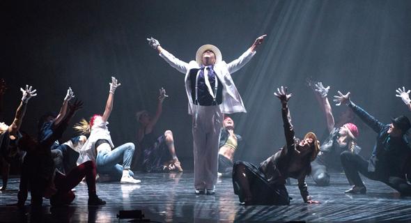 """MJ"" מחווה למייקל ג'קסון. מופע עם עשרות רקדנים ומאות תלבושות ופיאות"