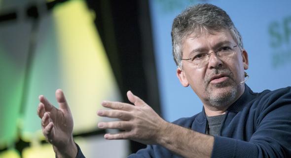 ג'ון גיאנאנדראה John Giannandrea אפל גוגל, צילום: בלומברג