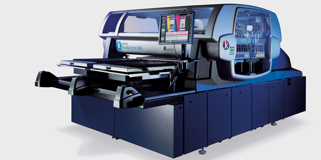 Clothing Printers Company Kornit Digital to Build New Ink Factory