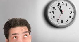 Time management is a critial skill for managers. Photo: Shutterstock