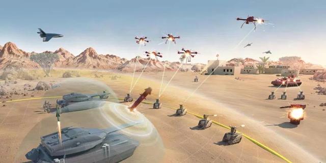 """צבא ארה""""ב מציג: אינטרנט הדברים שאנחנו שולחים לשדה הקרב"""