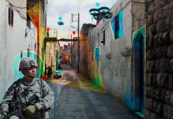 מגבלות טכנולוגיות גדולות. לוחמה בעידן אינטרנט הדברים, צילום: USA ARMY