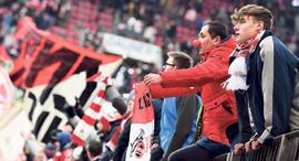אוהדי בונדסליגה הליגה הגרמנית, צילום: אי פי איי