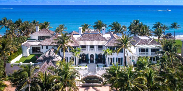 גם להתגרש צריך לדעת: אשתו לשעבר של טייגר וודס מוכרת אחוזה בפלורידה ב-50 מיליון דולר