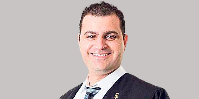 """עו""""ד דוד טובול, צילום: אוראל כהן"""