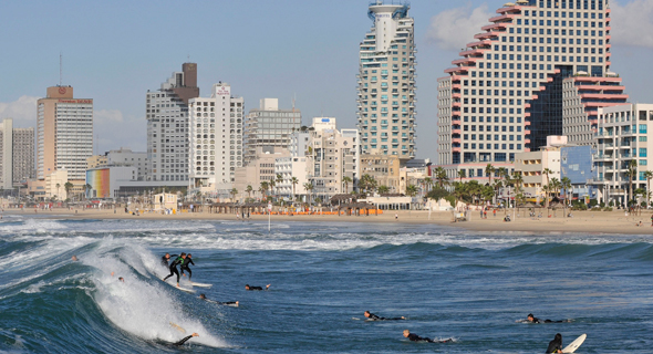 Tel Aviv (illustration). Photo: Bloomberg