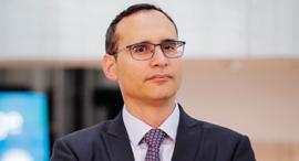 """מנכ""""ל הבורסה לניירות ערך איתי בן זאב מרץ 2018 , צילום: בלומברג"""