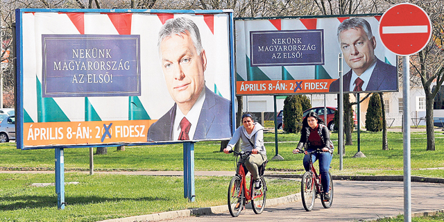 שקרים ועבירות קלות: המתכון לקדנציה נוספת של ראש ממשלת הונגריה