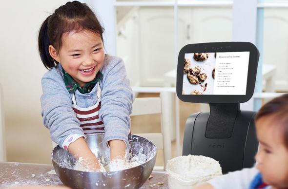 Temi's domestic robot helper. Photo: Temi PR
