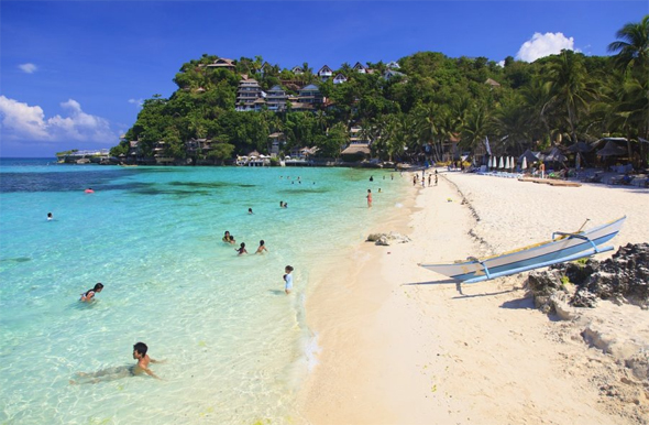 Boracay, Philippines. Photo: Getty Images