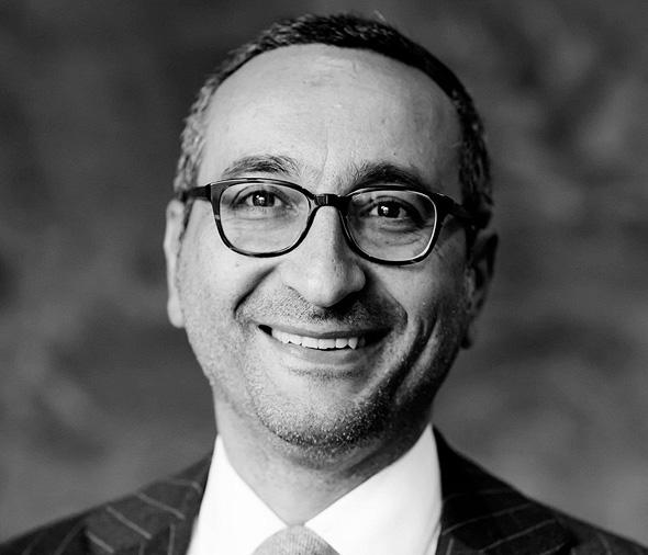 "עמנואל ארביב, יו""ר ומנכ""ל חברת Intergrated Asset Management,"