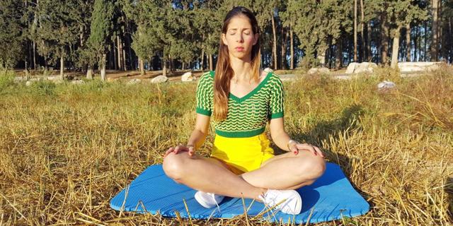 אימון אישי: היפנוזה עצמית על ידי נשימות מדיטציה