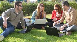 מכללה סטודנטים לימודי תואר, צילום: שטארסטוק