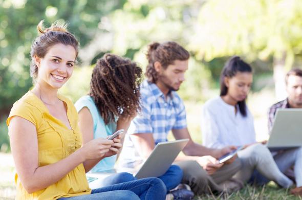 סטודנטים (אילוסטרציה), צילום: שטארסטוק