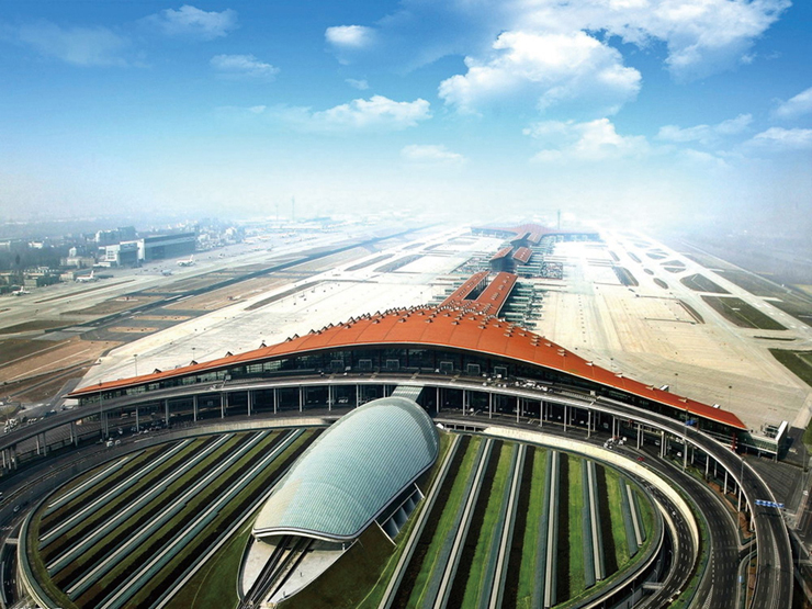 נמל התעופה בייג'ינג קפיטל