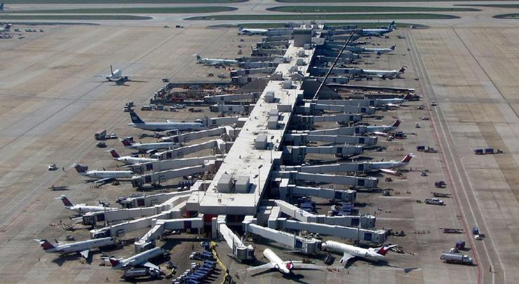 שדה התעופה באטלנטה