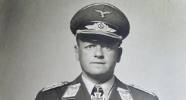 הקברניט יום השואה ארהרד מילך, צילום: Bonanza