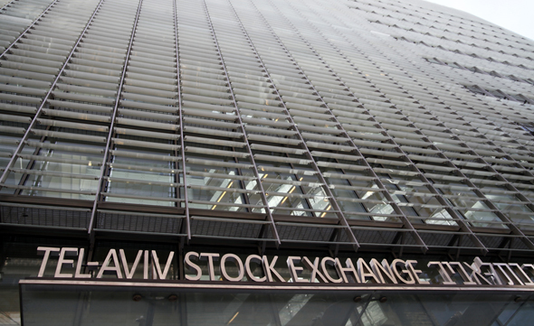 Tel Aviv Stock Exchange. Photo: Bloomberg