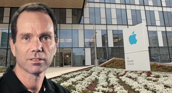 """רוני פרידמן מנכ""""ל אפל ישראל  apple, צילום: עמית שעל"""