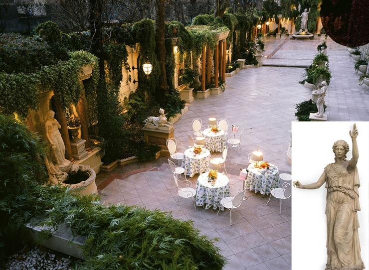 פסל גן, צילום: Ritz Paris / Artcurial