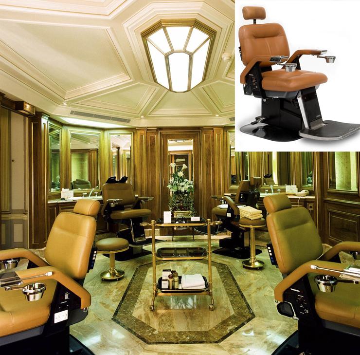 כסא ספר, צילום: Ritz Paris / Artcurial
