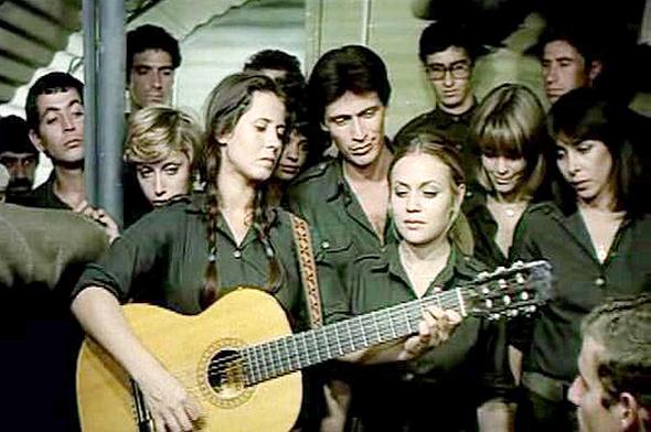"""""""הלהקה"""". סרט על מרד צבאי"""