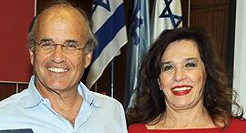 יהודית וקובי ריכטר, צילום: ישראל הדרי