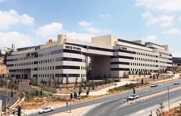 חברת ההנדסה ההודית L&T שכרה שלוש קומות בבניין רד בינת בירושלים