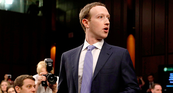 Mark Zuckerberg. Photo: Reuters