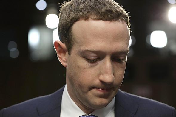 צוקרברג. החודש הקשה ביותר של פייסבוק עד כה