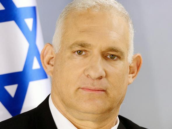 """ישראל דנציגר, מנכ""""ל המשרד להגנת הסביבה, צילום: המשרד להגנת הסביבה"""