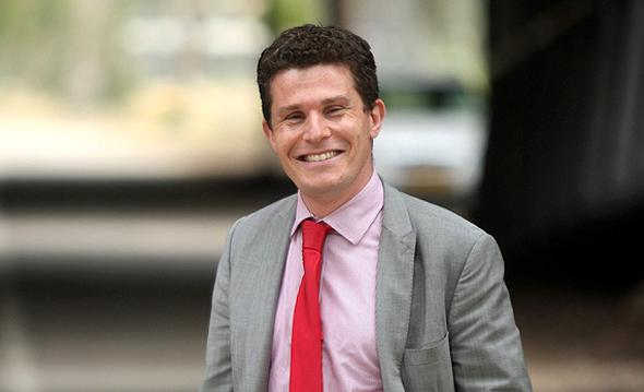 """מנכ""""ל בלאקרוק ישראל אלכס פולק"""