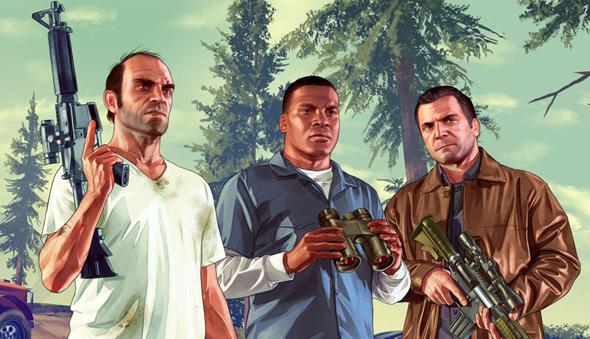GTA 5. גיבור סעודי בכותר הבא?