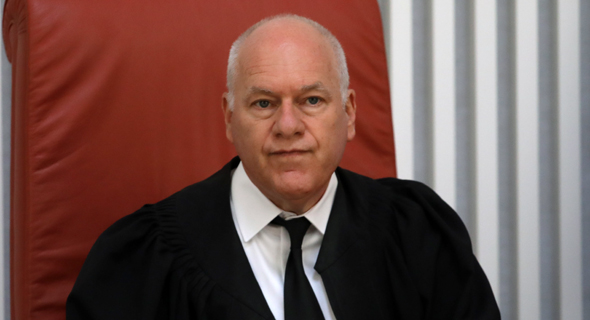 שופט בית המשפט העליון עוזי פוגלמן , צילום: אוהד צויגנברג