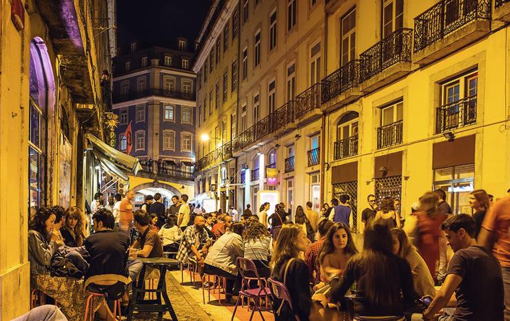 ליסבון (מקום 5 בדירוג)