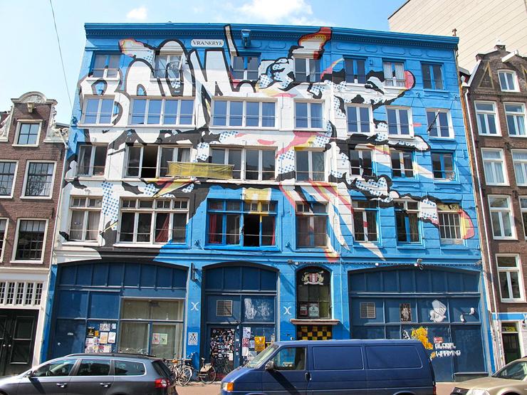 אמסטרדם, הולנד (מקום 43)