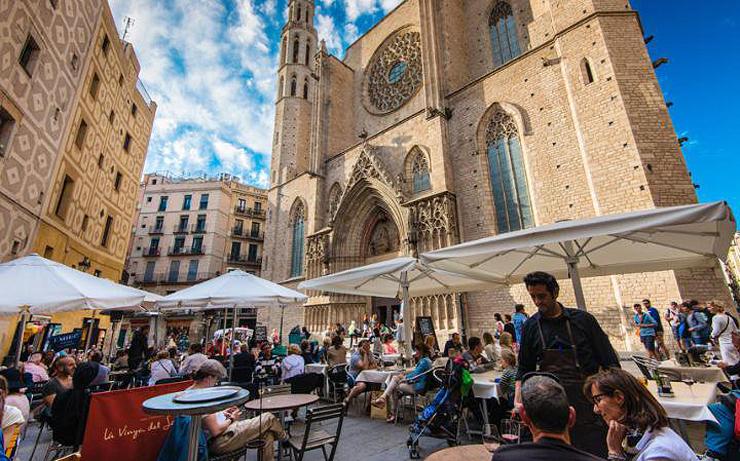 ברצלונה, ספרד (מקום 80)