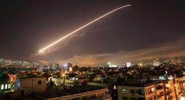 תקיפה אמריקאית ב סוריה טיל טומאהוק דמשק, צילום: איי פי