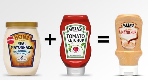 מנפלאות הקמפיין החדש, צילום: Heinz