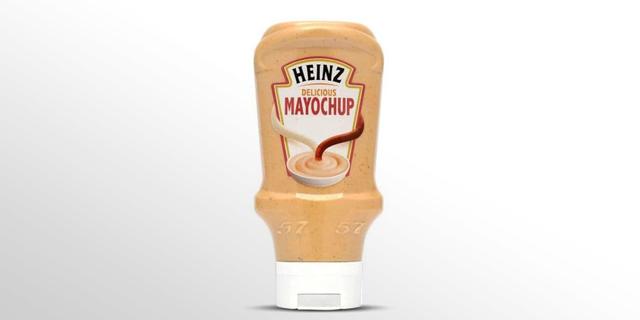 """קטשופ+מיונז? מוצר של היינץ מעורר סערה בארה""""ב"""